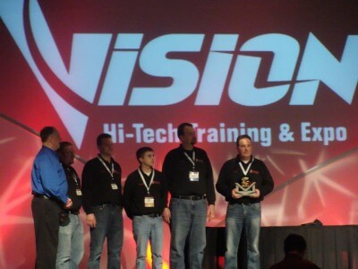 Facility of year Award – ASA Vision Show Midwest