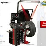 Road Force Tire balance machine Indianola