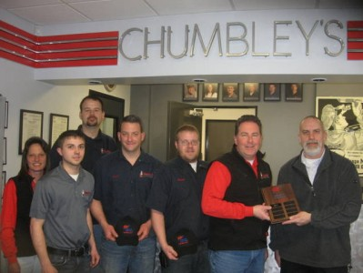 The New Chumbleys Auto Care Blog