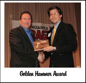 Chumbley's Auto Care | Golden Hammer Award